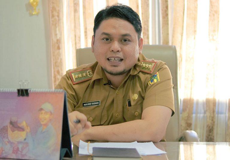 Muh. Arief Budiman - Kabid. Perbendaharaan